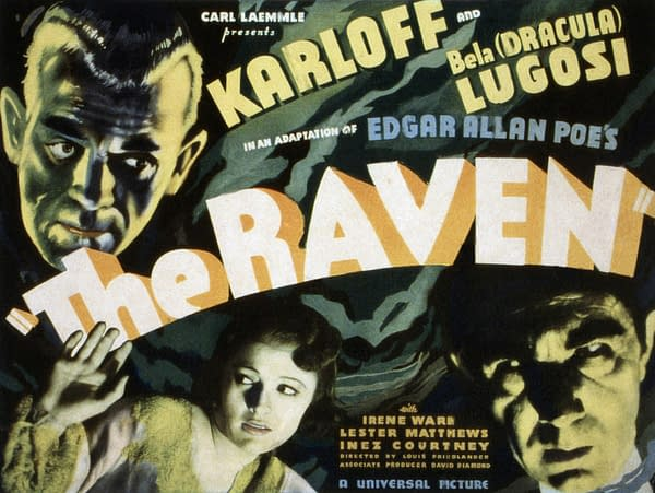Castle of Horror: Bela Lugosi Played The Perfect Narcissist in 'The Raven'