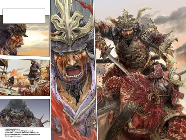 Sekiro: Shadows Die Twice is Getting a Manga Adaptation