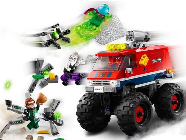 Spider-Man and Spider-Gwen Team Up In New Marvel LEGO Set