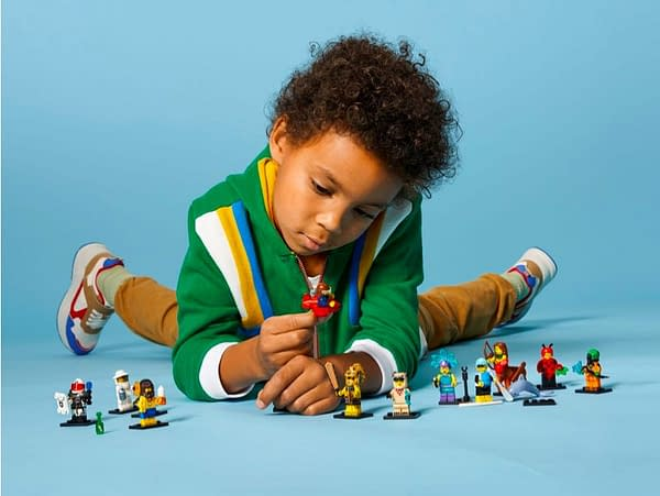 LEGO Minifigures Series 21 Now Available With 12 Unique Characters