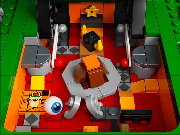 LEGO Honors Super Mario 64 With Special ? Block Building Set