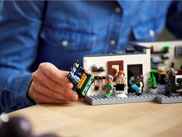 Queer Eye Netflix TV Show Comes to LEGO with Fab 5 Loft Building Set