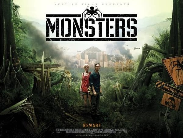 Gareth Edwards's Monsters Getting Television Series Adaptation