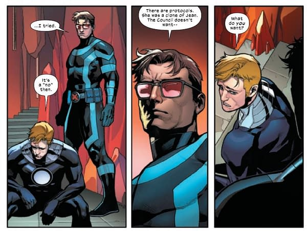 What Does X-Men Prejudice Against Clones Mean? (Hellions #4 Spoilers)