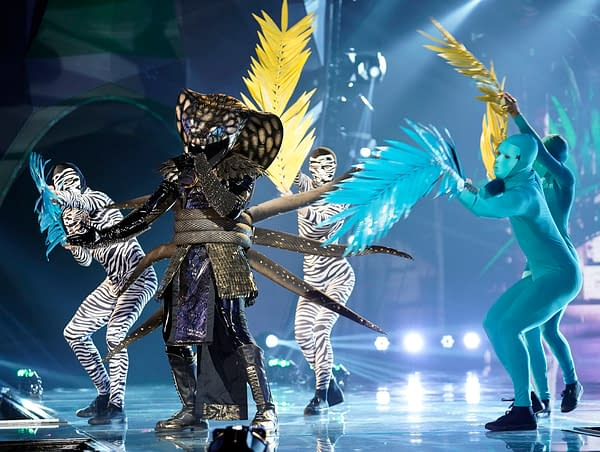 The Masked Singer S04 Preview Images, Clues; Group B Brings the Feels?