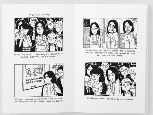 Little, Brown To Publish Kokoro Graphic Novel by Christine Mari