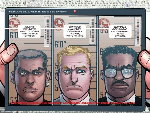 Howard Chaykin Is Not Apologising At All For Divided States Of Hysteria