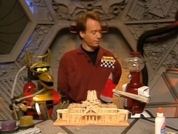 A photo from MST3K Mystery Science Theater 3000.