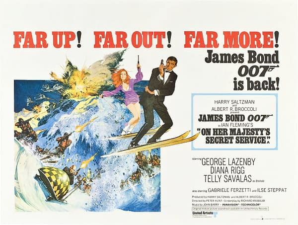 007 Bond Binge: On Her Majesty's Secret Service is Bond's Hidden Gem