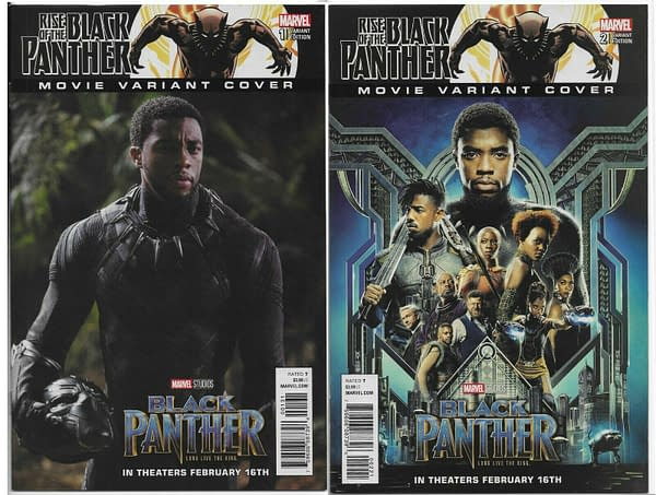 Over Three Hundred Black Panther Comics Given Away Free. Digitally. In Memory Of Chadwick Boseman, by Marvel Comics