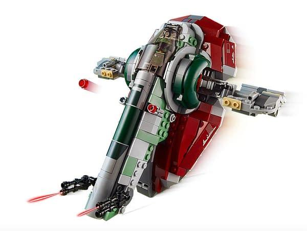 Boba Fett Returns With His New Star Wars: The Mandalorian LEGO Set