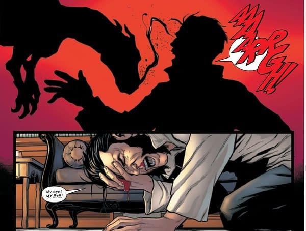 Something Very Nasty Happens To Sebastian in Maraiuders