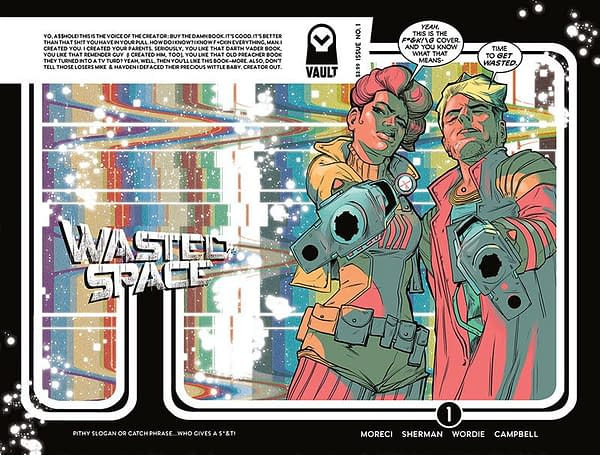 Vault Comics Publishes Rare Variant Covers… but is Sneaking Around Diamond to Fulfill Them
