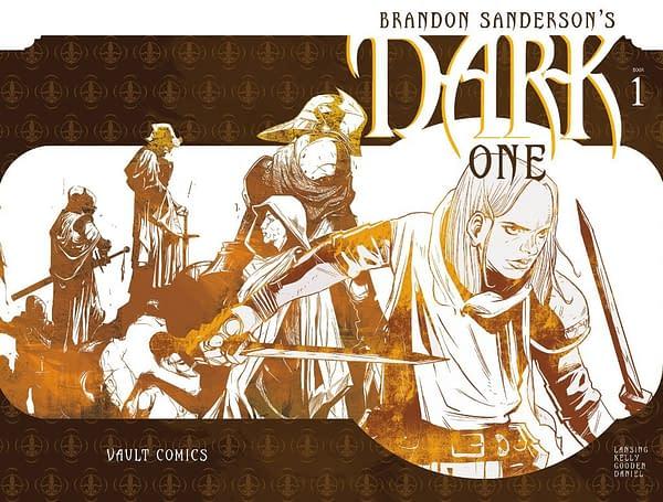 Brandon Sanderson Also Creates 'Dark One' Graphic Novels for Vault Comics