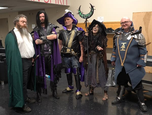A Decade Being On-Brand: A Chat With Acquisitions Incorporated