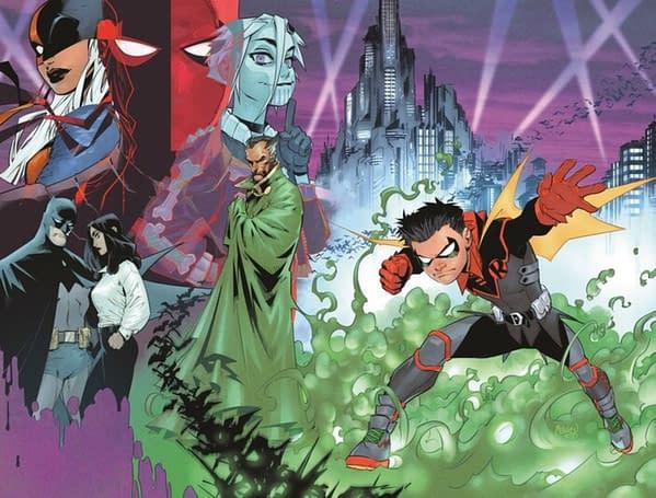 Next Batman And Robin - Tim Fox, Damian Wayne Get Own DC Comics Series