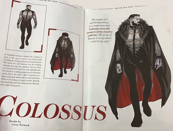 So This Is Why #Colossus Is Trending On Twitter...