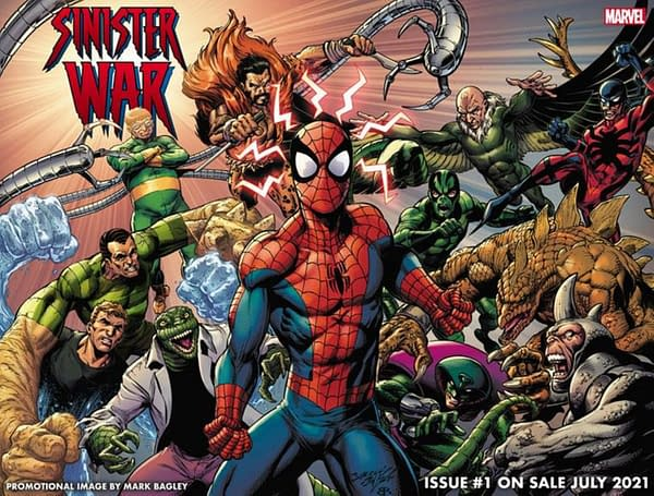 Bryan Hitch No Longer DC-Exclusive On Spider-Man: Sinister War