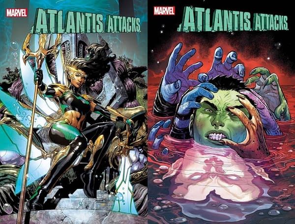Atlantis Attacks Now Rescheduled - Marvel MIA List Updated Again