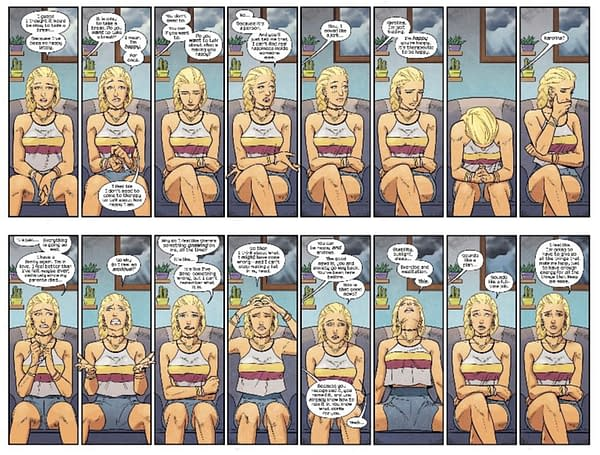 You Have 20 Pages Of Superhero Comics...