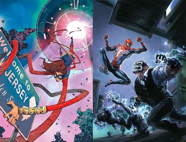 More Marvel Overships - Ms Marvel and Marvel's Gamerverse