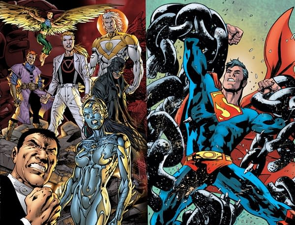 Gossip: Superman To Lead The Authority?