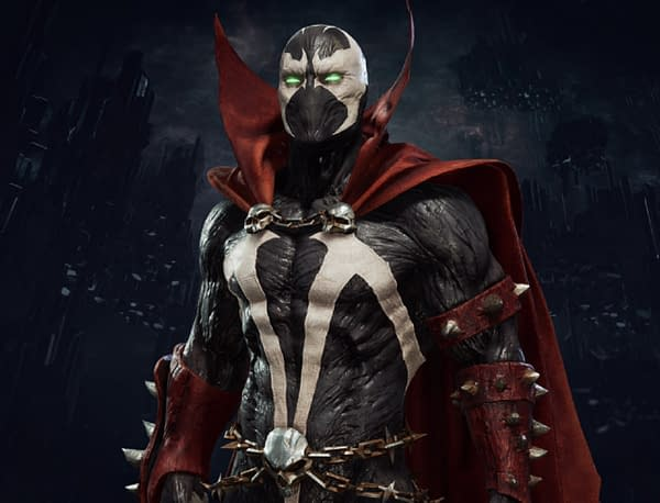 Spawn was added to Mortal Kombat 11 back in the Spring of 2020. Courtesy of NetherRealm Studios.