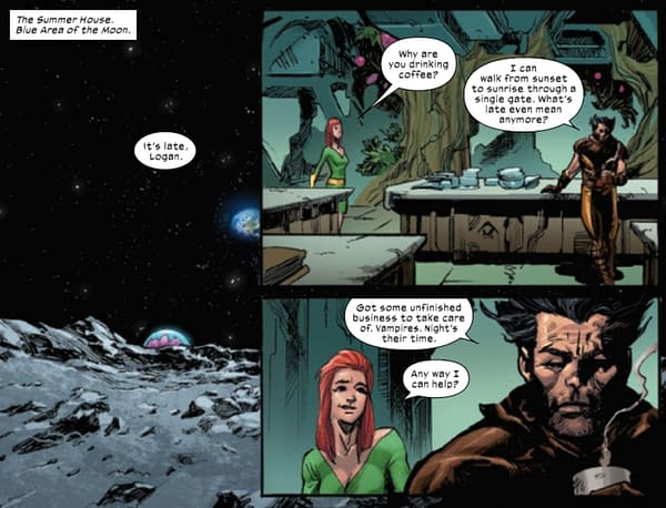 Wolverine, Jean Grey & Cyclops, One More Time (X-Force #18 Spoilers)