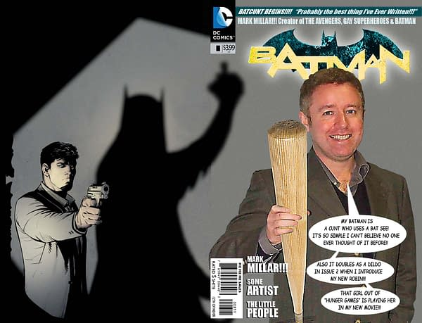 Bleeding Cool Challenge – DC Gatefold Covers – The Entries