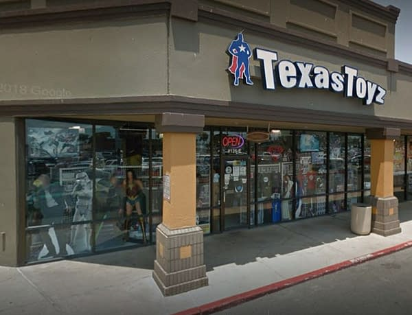 Texas Comic Shop to Close in January After 19 Years