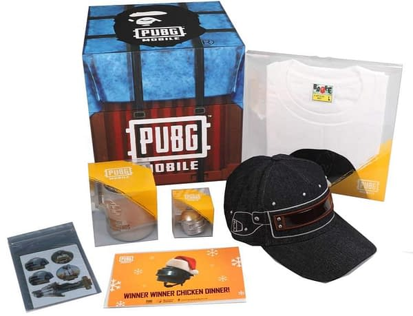 CONTEST: Enter to Win a PUBG MOBILE Prize Pack