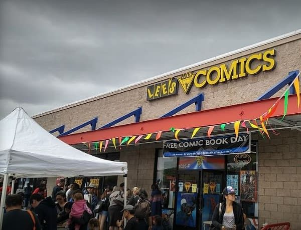 Lee's Comics of Mountain View Will No Longer Reopen