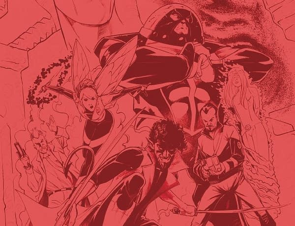 New X-Men Team For 2022, Spinning Out Of Onslaught/Way Of X (Spoilers)