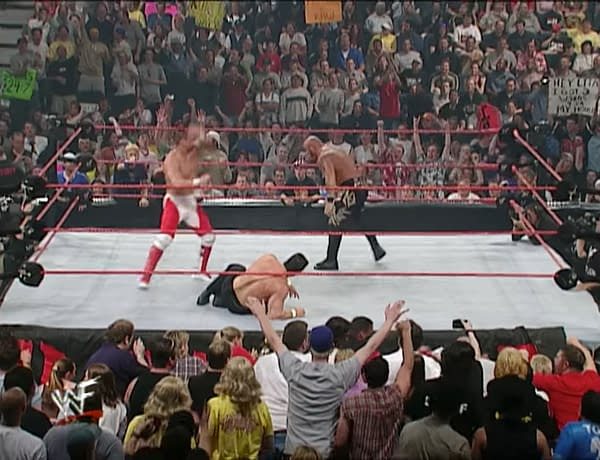 Lance Storm invades WWF in 2001... is AEW next in line?