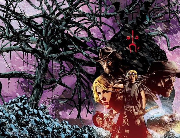 Grendel, Kentucky, A New Supernatural Thriller from AWA Studios