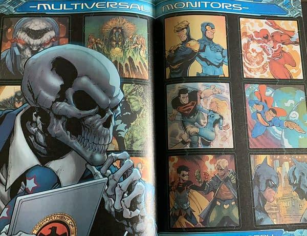 DC Comics (Spoilers)