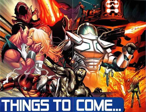 The Future Of Uncanny X-Men Has A Little Phoenix Flair