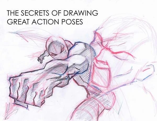 Have You Ever Wanted To Draw Cool Action Poses Like The Pros?