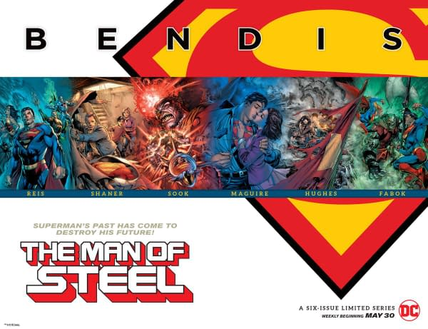 Man Of Steel Orders a Lot Lower Than DC Comics Expected