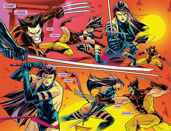 Hunt for Wolverine: Mystery in Madripoor #1 Review – A Character-Focused Non-Gimmick