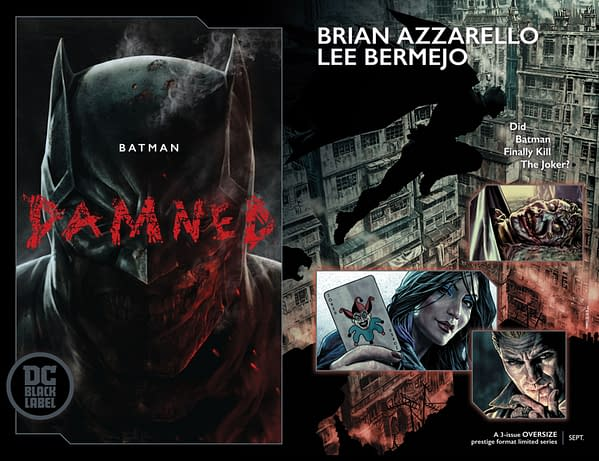 Comic Store In Your Future – How We Sold Batman: Damned #1