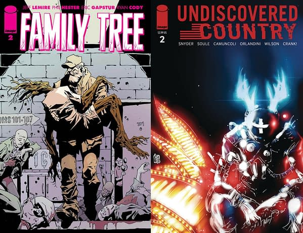 Some Added Incentives for Family Tree #2 and Undiscovered Country #2