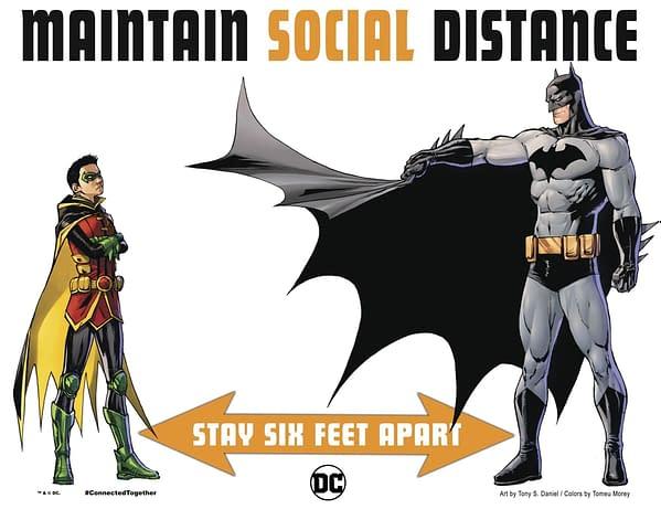 Has DC Comics Forgotten Batman and Robin Live Together?.