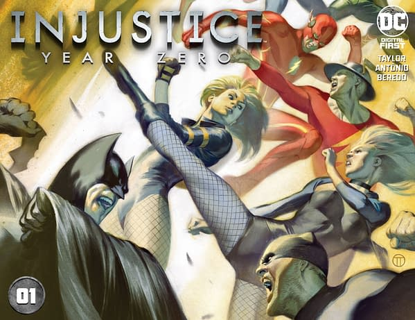 DC Comics Confirms, Launches Injustice Year Zero with Tom Taylor