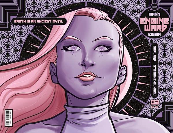 Engineward #3. Credit: Vault Comics