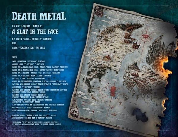 Dark Nights: Death Metal #7