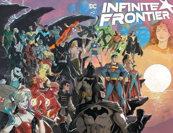 James Tynion IV Writing Batman and Alan Scott In DC Infinite Frontier