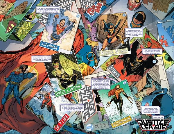 DC Comics Future State Week Two