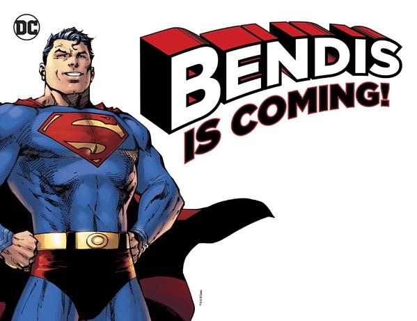 Brian Bendis No Longer Exclusive At DC Comics