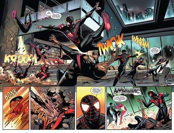 Marvel Comics To Reveal Miles Morales: Spider-Man Clone Saga Tomorrow